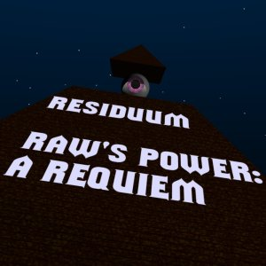 RAW's Power: A Requiem - front